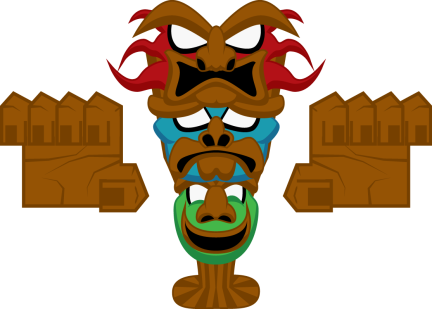 A Boss I created for a the game of a friend.